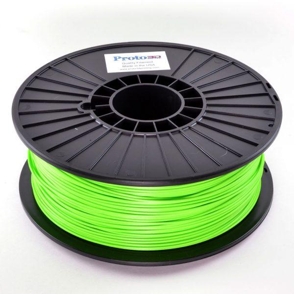 Lime Green PLA Filament