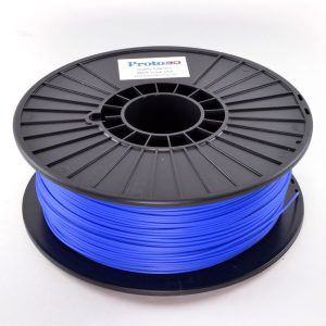 Blue Translucent PLA Filament