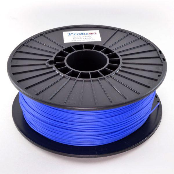 Blue Translucent PLA Filament