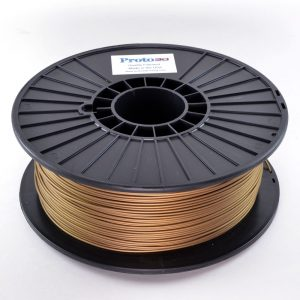 Gold Metallic PLA Filament