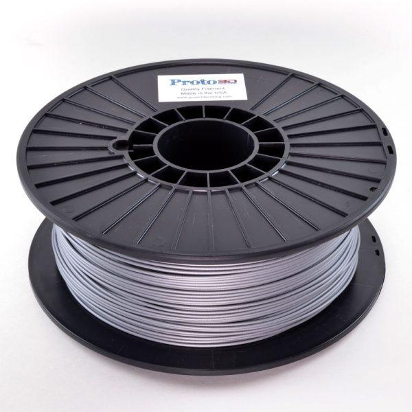 metallic silver filament