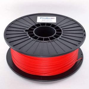 Red Translucent PLA Filament