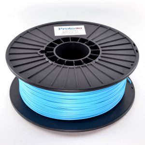 Light Blue PLA Filament