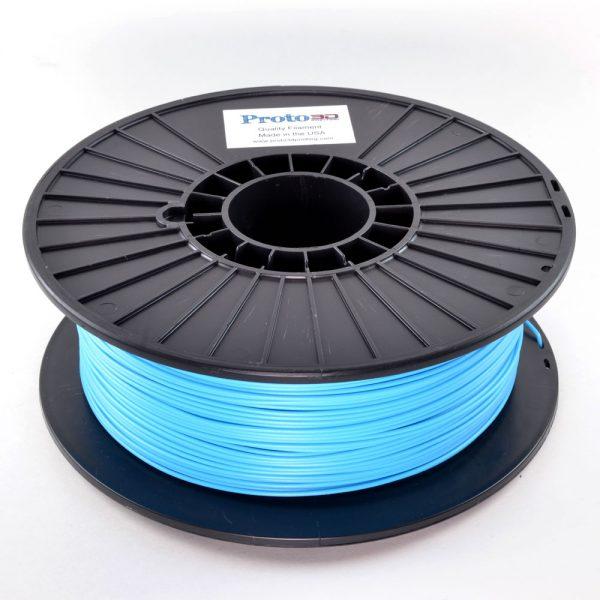 Light Blue PLA Filament