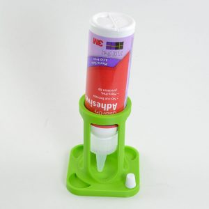 Round Green Glue Holder