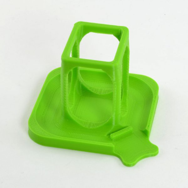 Green Square Glue Holder