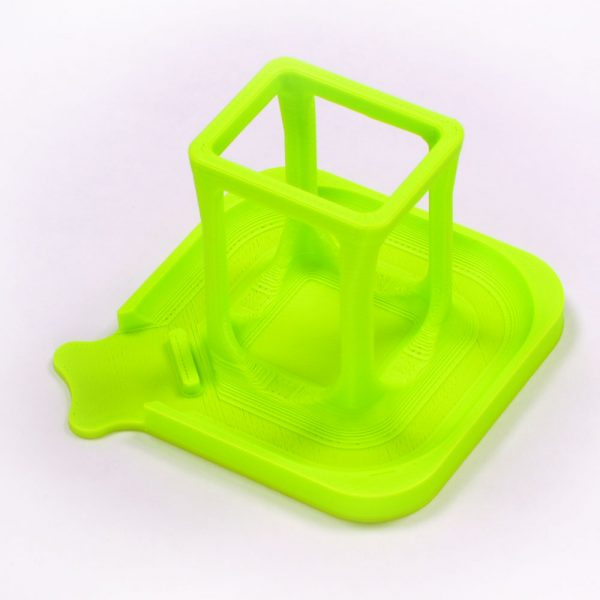 Tombow Glue Holder - Green Fluorescent Color